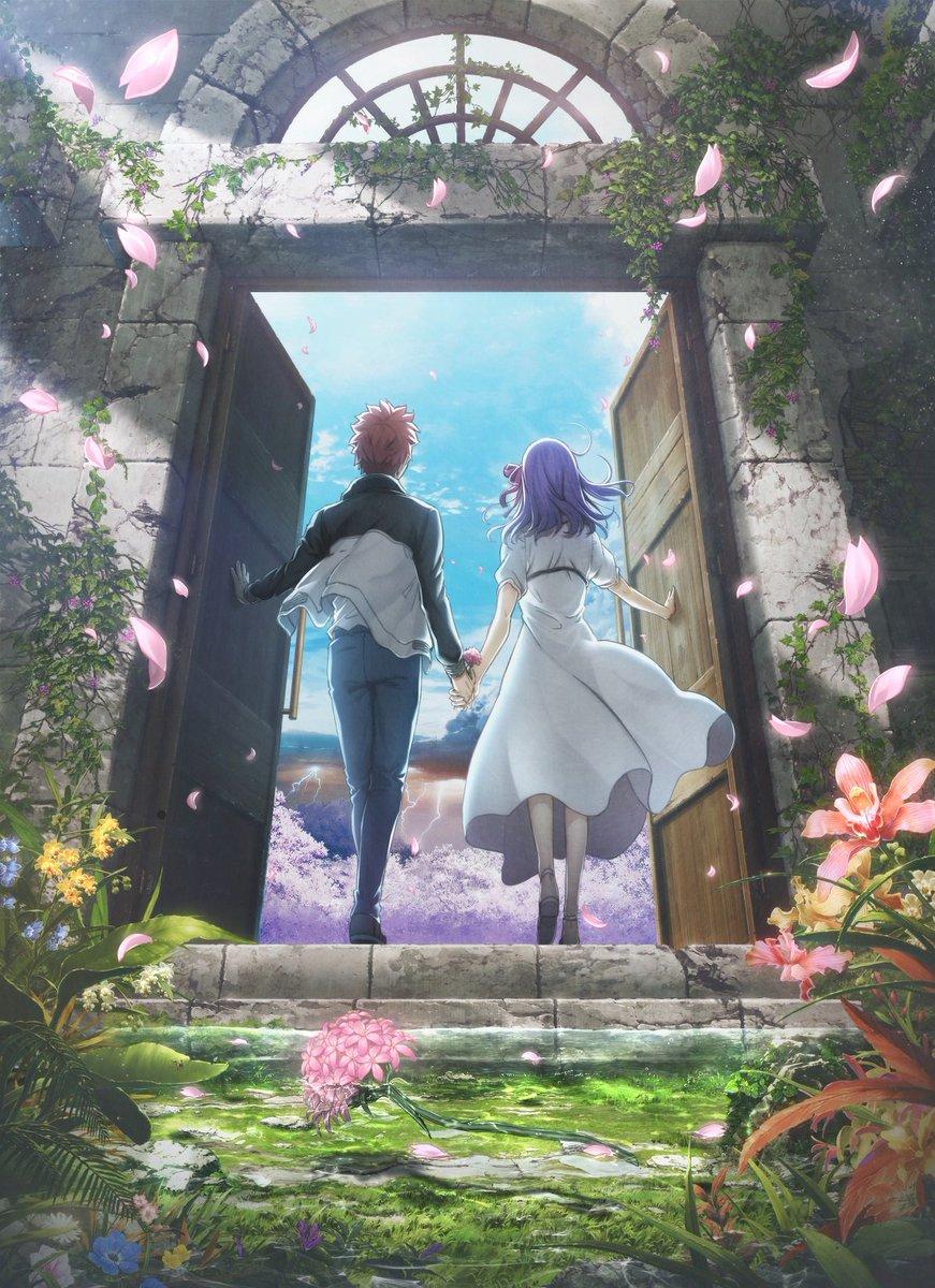 Gekijouban Fate Stay Night Heaven S Feel Iii Spring Song Imdb
