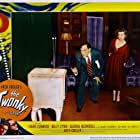 Gloria Blondell and Hans Conried in The Twonky (1953)