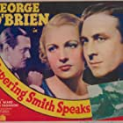 George O'Brien, Kenneth Thomson, and Irene Ware in Whispering Smith Speaks (1935)