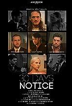 30 Days Notice
