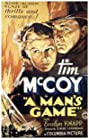 A Man's Game (1934) Poster