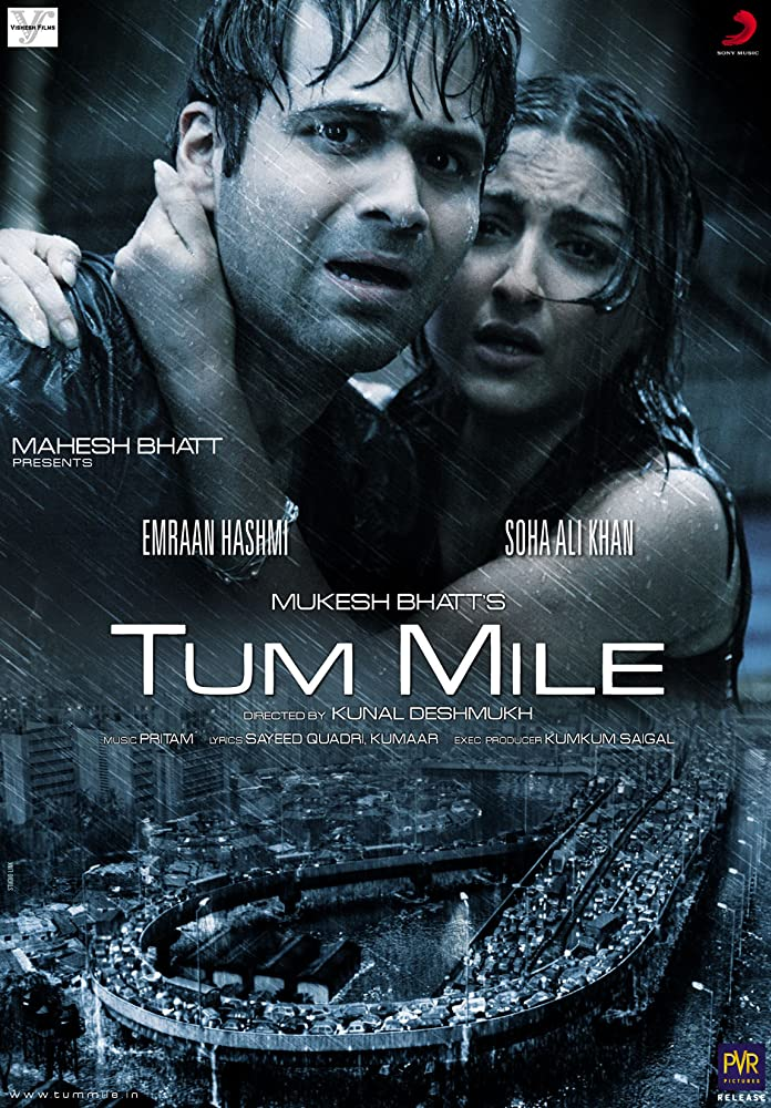 Tum Mile 2009 Hindi 400MB HDRip Download