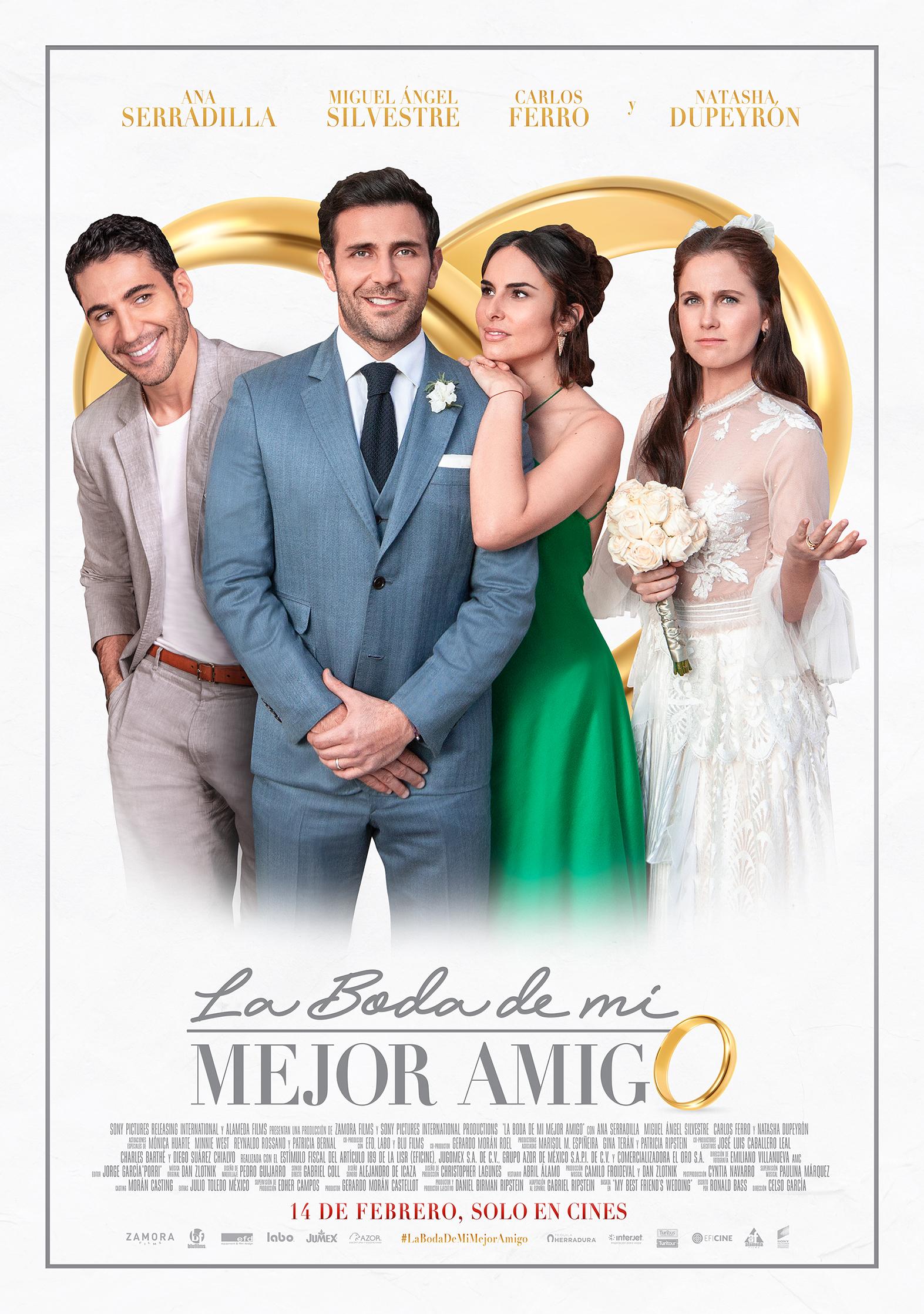 Image result for La boda de mi mejor amigo poster