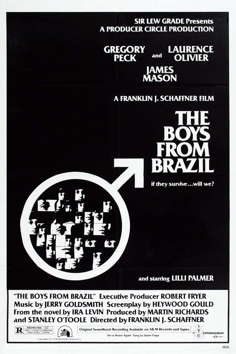 The Boys from Brazil (1978) - IMDb