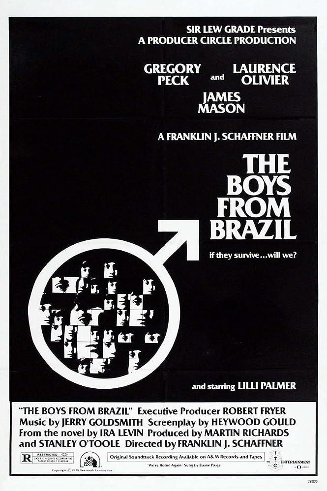 I ragazzi venuti dal Brasile (1978) HD