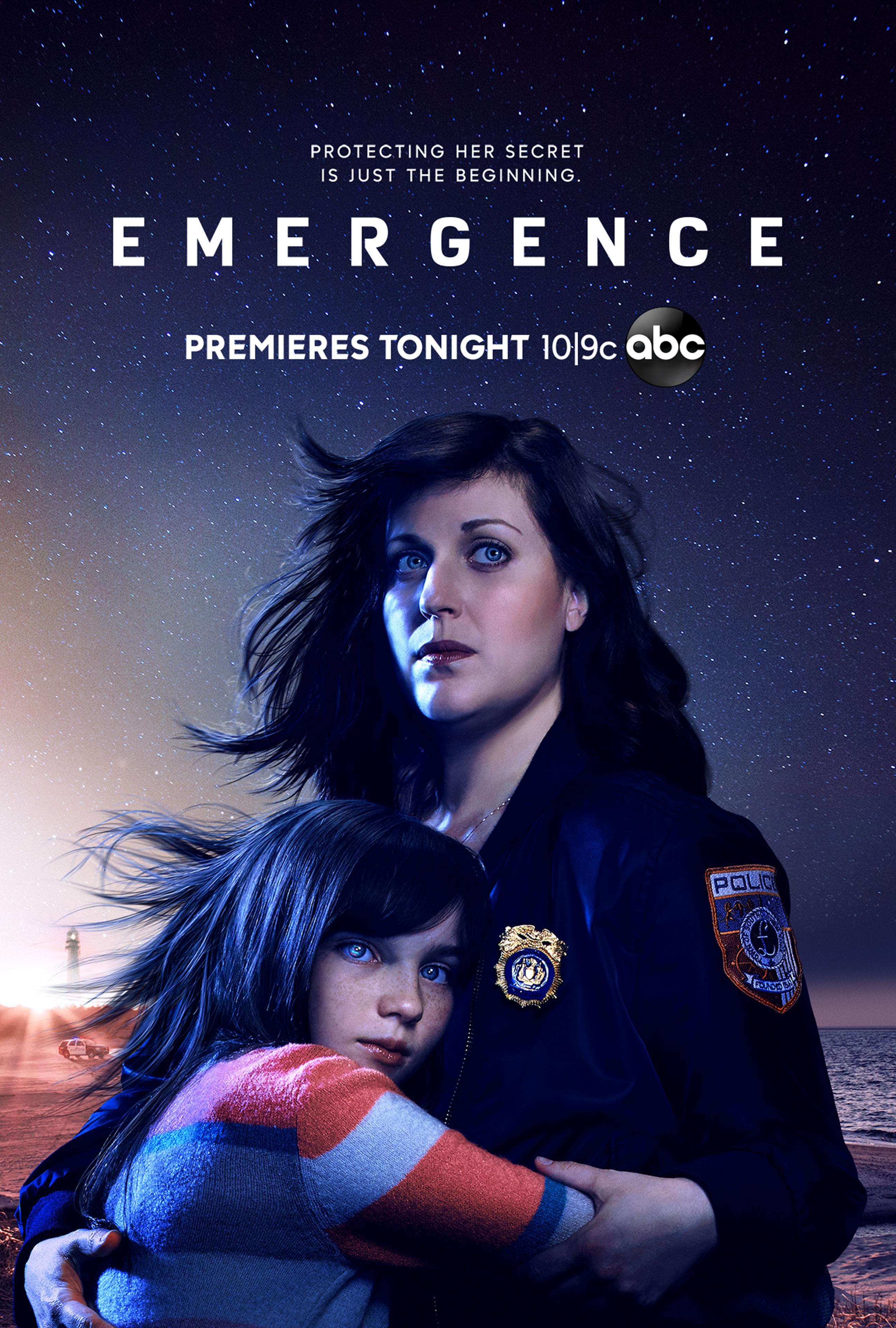 Atsiradimas (1 Sezonas) / Emergence Season 1