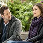 Niall Matter and Erin Krakow in Finding Father Christmas (2016)