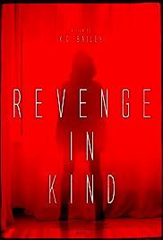 Revenge in Kind Poster