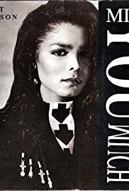 Janet Jackson: Miss You Much Poster