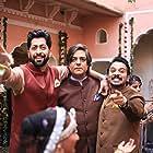Chandrachur Singh, Namit Das, and Ankur Bhatia in Aarya (2020)