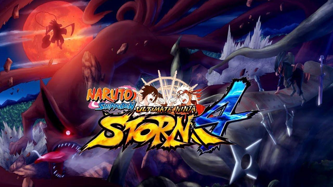 Naruto Shippûden: Ultimate Ninja Storm 4 (Video Game 2016
