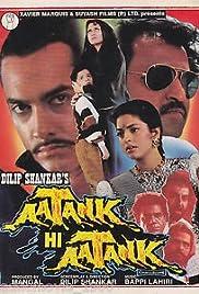 Aatank Hi Aatank Poster