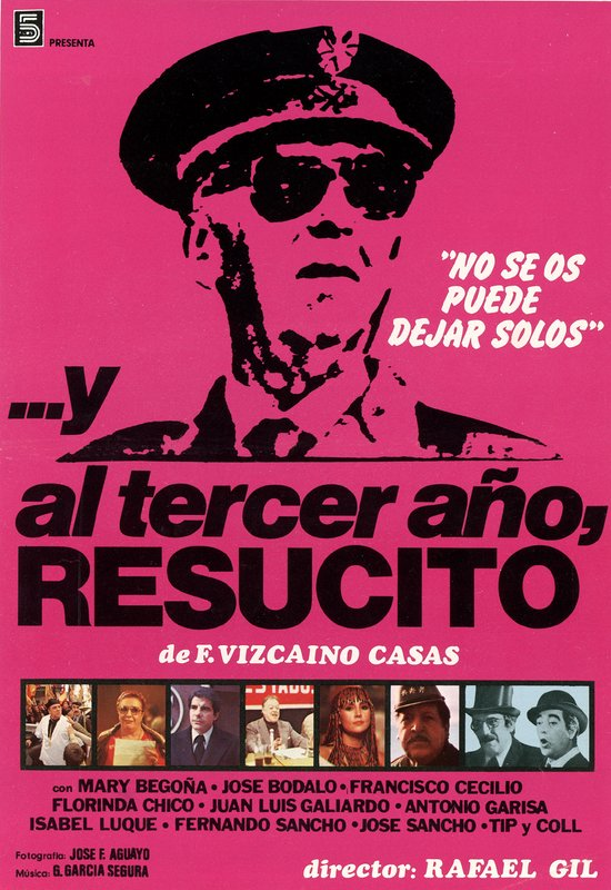 ...Y al tercer año, resucitó (1980)