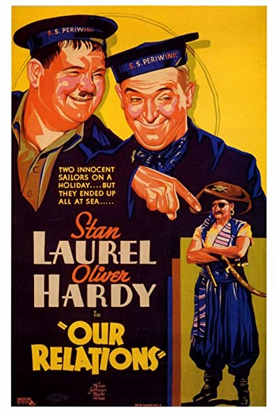 Our Relations (1936) DVDRip