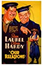 Our Relations (1936) Poster