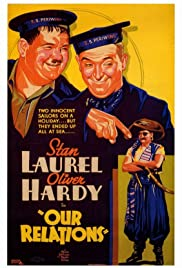 Our Relations (1936) Poster - Movie Forum, Cast, Reviews