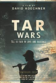 The Pine Tar Incident: Making of Tar Wars Poster
