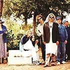 Rami Heuberger, Ami Smolartchik, and Einat Weitzman in Mivtza Savta (1999)