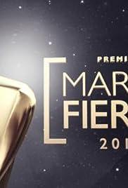 Premios Martín Fierro 2015 Poster