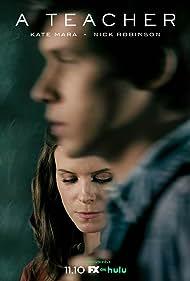 Kate Mara and Nick Robinson in A Teacher (2020)