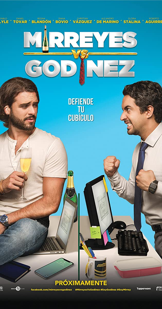 Watch Full HD Movie Mirreyes contra Godinez (2019)