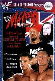 WWF Mayhem in Manchester Poster