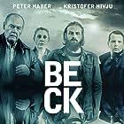 Peter Haber, Måns Nathanaelson, Kristofer Hivju, and Anna Asp in Beck (1997)