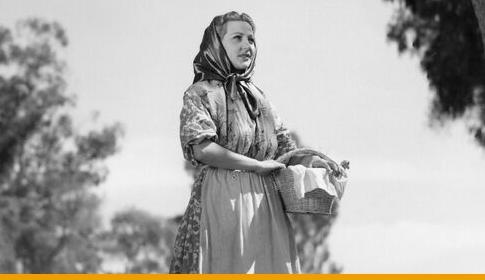 Amparo Morillo in La barraca (1945)