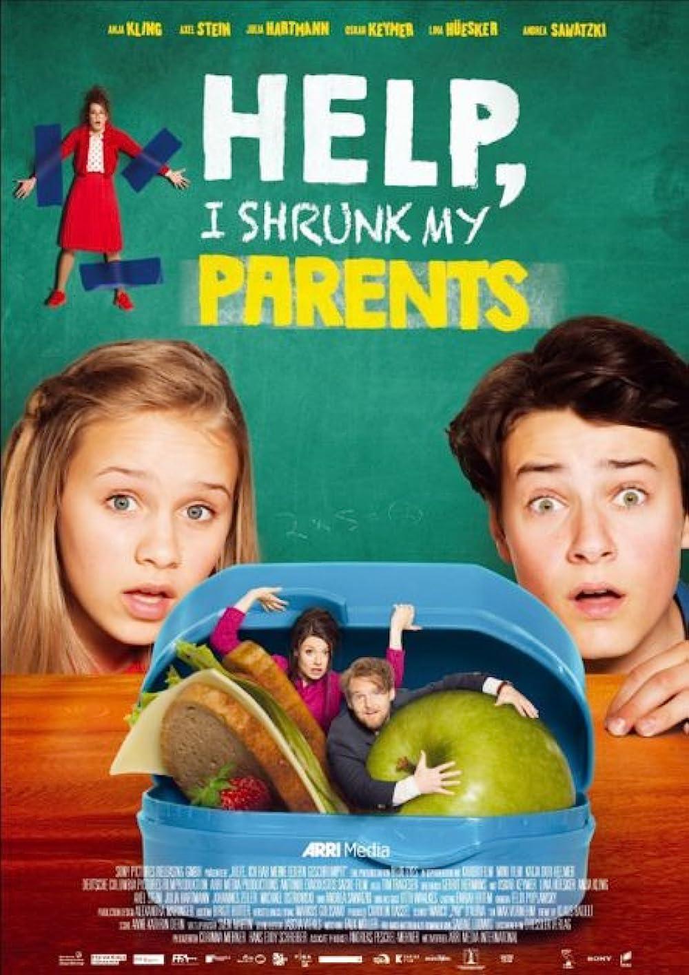 Help, I Shrunk My Parents 2018 Hindi ORG Dual Audio 720p BluRay ESub 1GB x264 AAC