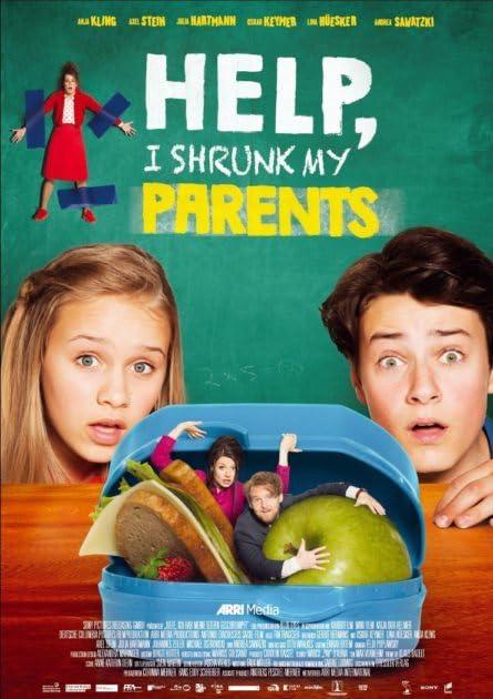 Help, I Shrunk My Parents (2018) Hindi Dubbed