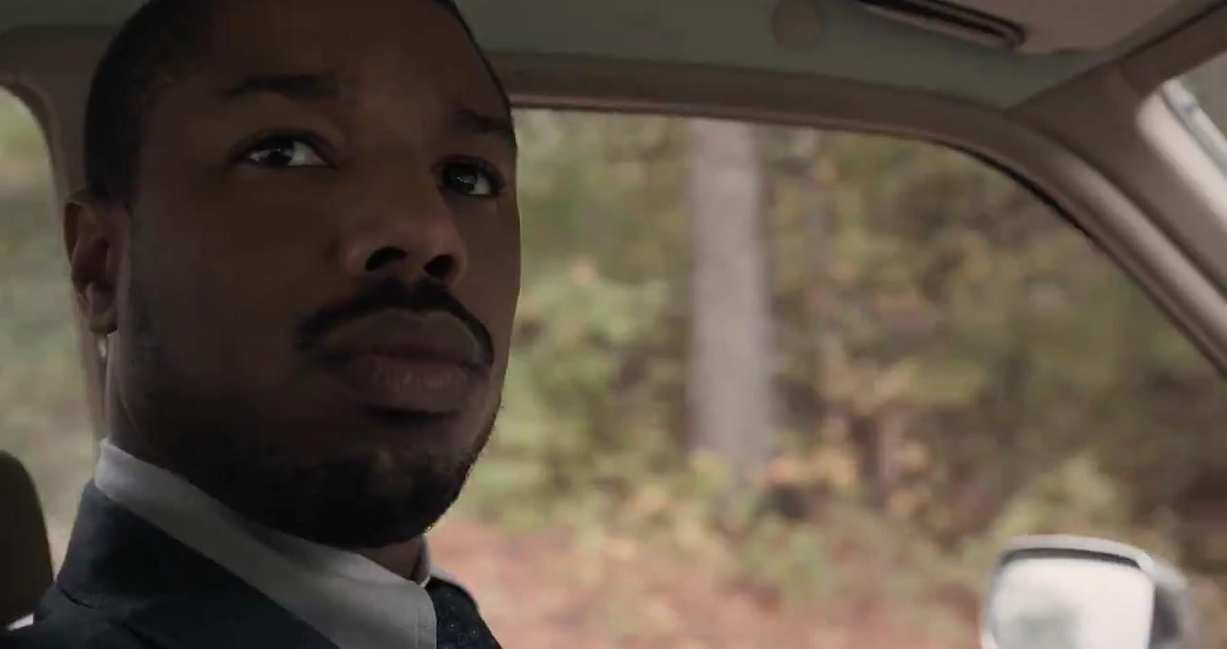 Michael B. Jordan in Just Mercy (2019)