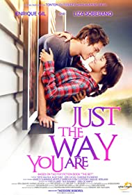 Enrique Gil and Liza Soberano in Just the Way You Are (2015)