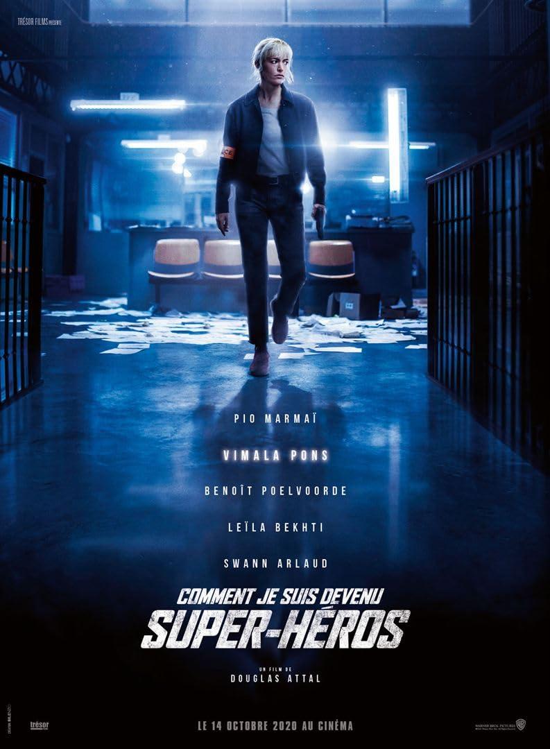 How I Became a Super Hero (2020)