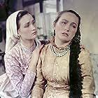 Lyudmila Khityaeva and Zinaida Kirienko in Tikhiy Don (1957)