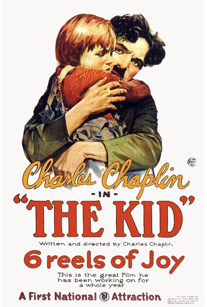 The Kid(1921)