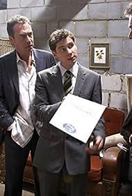 Richard Clothier, Karl Davies, Dominic Mafham, and Miriam Margolyes in Kingdom (2007)