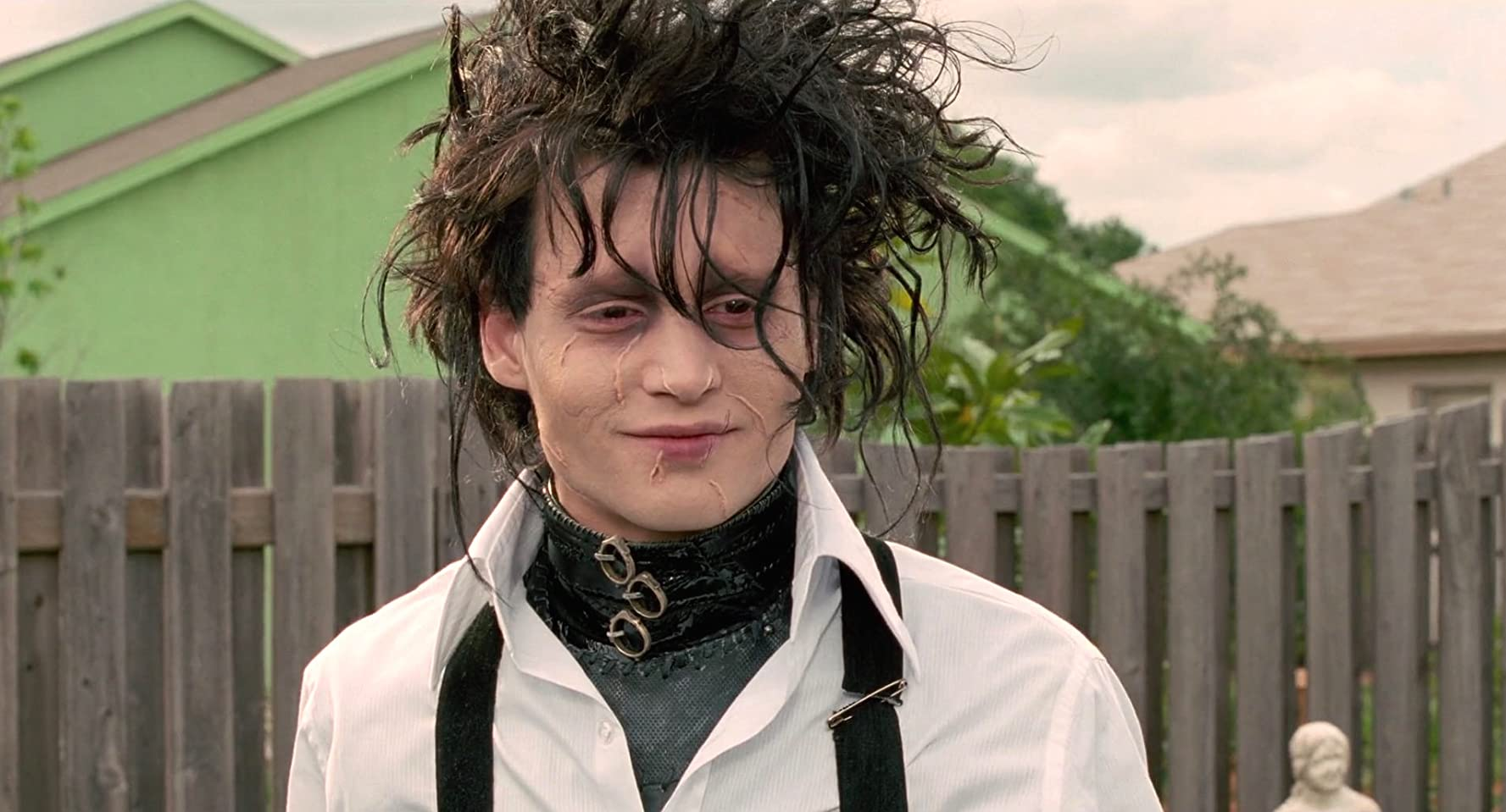 Johnny Depp in Edward Scissorhands 1990
