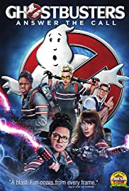 Ghostbusters: Slime Time Poster