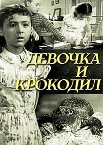 Devochka i krokodil Soviet Union