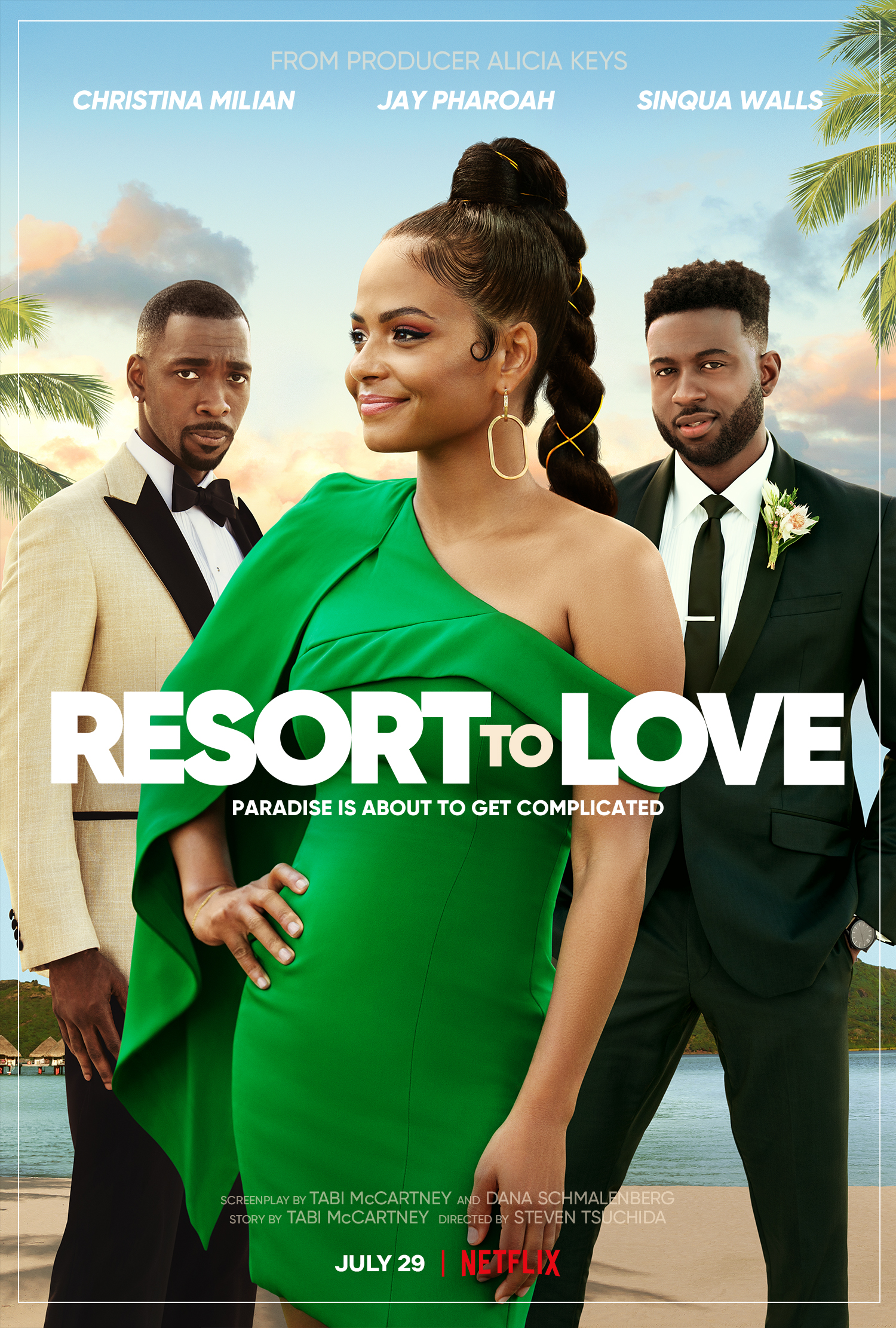 Free Download Resort to Love Full Movie