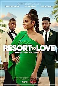 Resort to Love (2021) HDRip English Full Movie Watch Online Free