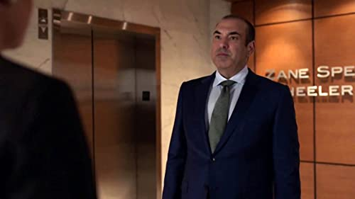 Suits: Louis Meets An Unexpected Guest