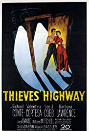 Thieves' Highway (1949) 720p