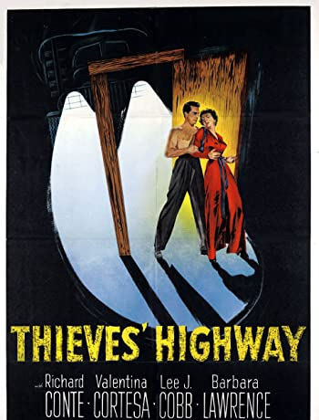 Thieves' Highway (1949) 1080p