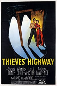 Downloading full movies hd Thieves' Highway USA [x265]