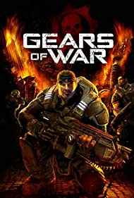 John DiMaggio and Carlos Ferro in Gears of War (2006)