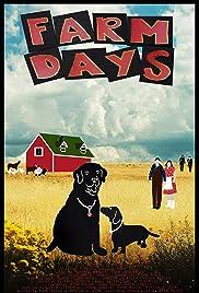 Farm Days Poster