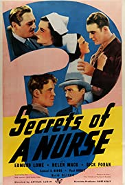 Secrets of a Nurse Poster