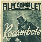 Pierre Brasseur and Lucien Nat in Rocambole (1947)