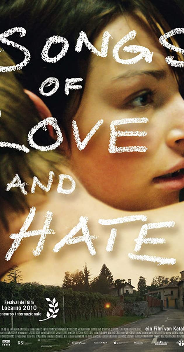 Songs Of Love And Hate 2010 Imdb